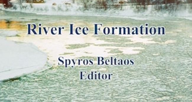 River Ice Formation Book